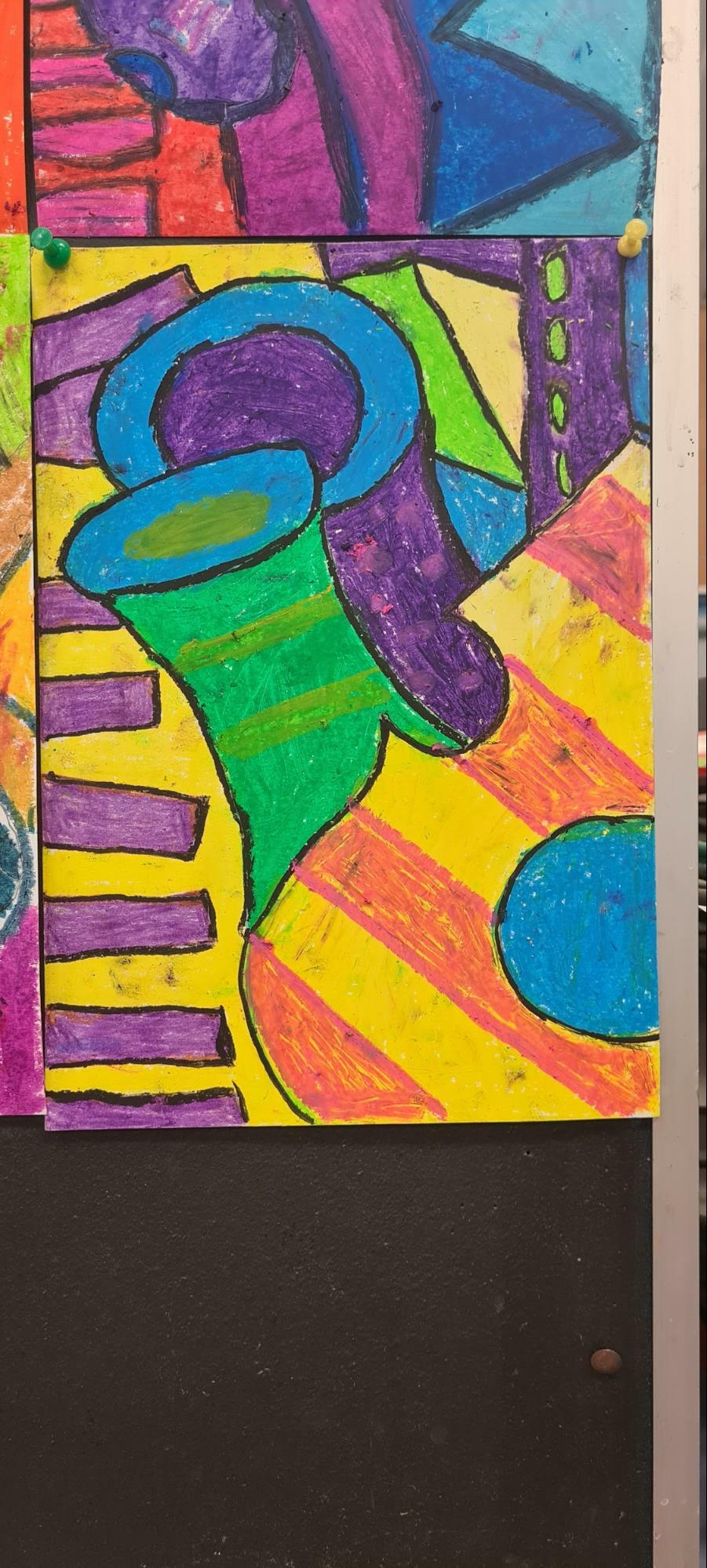 Year 7 Elements of Art 1