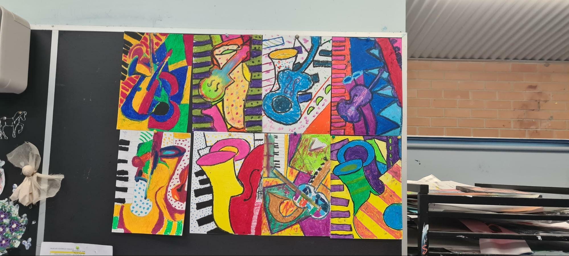 Year 7 Elements of Art 2